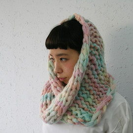 Knittingbird - Toyful Snood -トイフルスヌード-