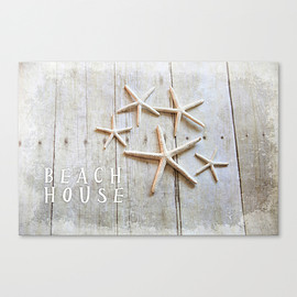Society6 - 画像1: beach house by Sylvia Cook Photography