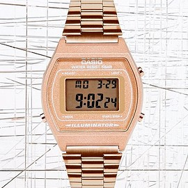 casio - Casio Digital Watch in Bronze