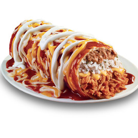 Taco Bell - Smothered Burrito - Shredded Chicken