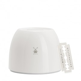 MÜHLE - Blade bank from MÜHLE, porcelain white