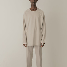 COLD LAUNDRY - Cold Laundry Round Neck Top - COLD LAUNDRY