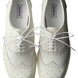 enfold - Wingtip Shoes
