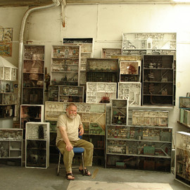 Marc Giai-Miniet - Miniature Boxes