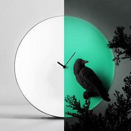 Haoshi Design - moon clock