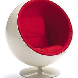 Vitra Design Museum - Ball Chair (miniature)