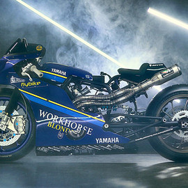 Workhorse Speed Shop, YAMAHA - XSR 700 Sakura 'GAULOISES' RACER