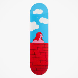 ROCKWELL - Parra 2012 Fall/Winter Skate Deck