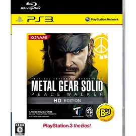 KONAMI - METAL GEAR SOLID PEACE WALKER HD EDITION