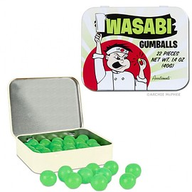Accoutrements - Wasabi Gumballs