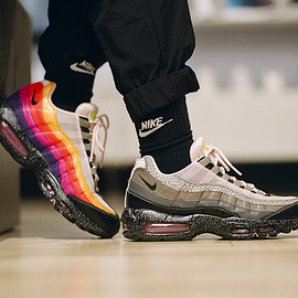 """NIKE, size? - Air Max 95 """"20 for 20"""""""