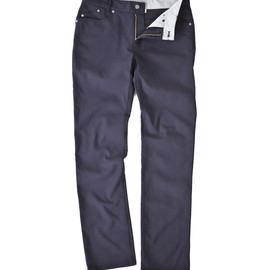 OUTLIER - 201 Slim Dungaree2 Front Full