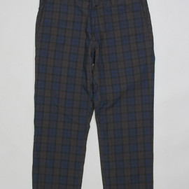 Mountain Research - Piped Stem Pants 8/10 (Brown x Navy)