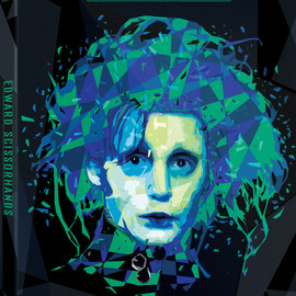 Tim Burton - Edward Scissorhands: Limited Edition Comic-Con 2014 Packaging [Blu-Ray]
