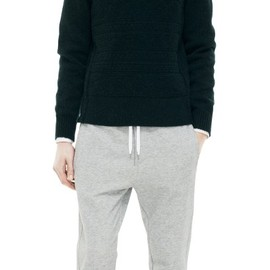 "Acne - ""Fred"" MEN'S GREY SWEATPANTS"