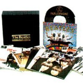 THE BEATLES - The Beatles Compact Disc E.P. Collection
