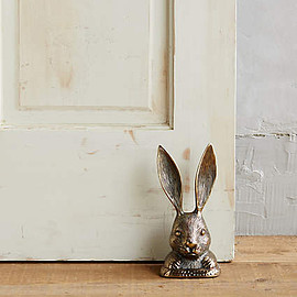 Rabbit Ears Doorstop