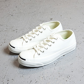 CONVERSE ADDICT - Jack Purcell Canvas White