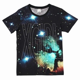 X-girl - ABSOLUTE S/S BIG TEE