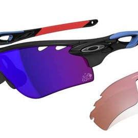 OAKLEY - RadarLock Path Tour De France Special Edition