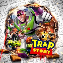 Various Artists - Trap Story