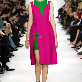 Dior - Dress, 2014-2015 Fall/Winter Collection|2014-15年秋冬コレクション