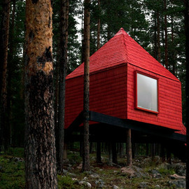 The Blue Cone Tree Hotel - The Blue Cone Tree Hotel, Sweden