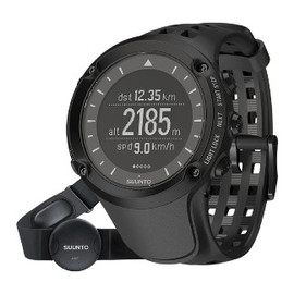 SUUNTO - Suunto Ambit Black (HR)