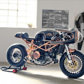 Ducati - Monster by Marco