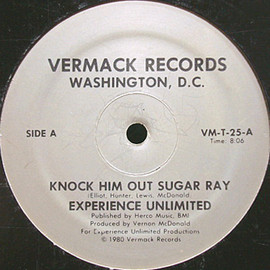 Experience Unlimited - Knock him Out Sugar Ray