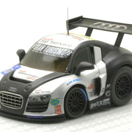 チョロQ - Audi R8 LMS #100 Hand Made Elaborate Refined LTD Finished Model BL/SV