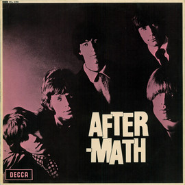 The Rolling Stones - After-Math LP DECCA