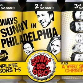 Charlie Day (Actor), Glenn Howerton (Actor) - It's Always Sunny in Philadelphia: Complete Seasons 1-5 + A Very Sunny Christmas Special