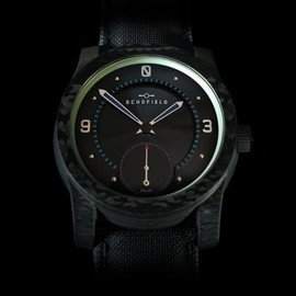 Schofield - Schofield Blacklamp Carbon Watch