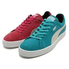 PUMA - PUMA SUEDE CLASSIC+ TRICKS BEETROOT PURPLE-BLUEBIRD