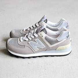 NEW BALANCE - ML574 #gray