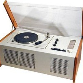 Dieter Rams for Braun - SK4 Record Player