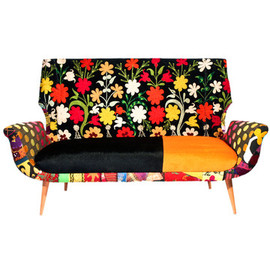 Flower Power Sofa