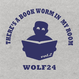WOLF24 - THERE'S A BOOK WORM IN MY ROOM vol.2