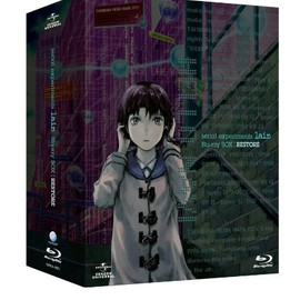Serial Experiments lain The Complete Collection(BD/DVDコンボ) 北米盤