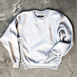 Champion USA - Premium Reverse Weave-Crew Neck