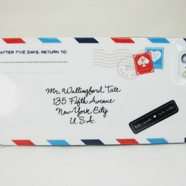 kate spade NEW YORK - iphone5 case(air mail)