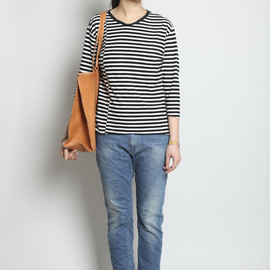 HOPE - Byronesse Stripe Top
