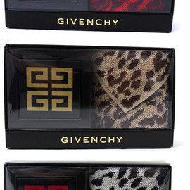 GIVENCHY - GIVENCHYハンカチ&ミラーセット290-002431-010x【新品】