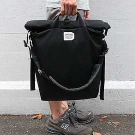 FREDRIK PACKERS - 500 d ROLL TOP TOTE ロールトップトート