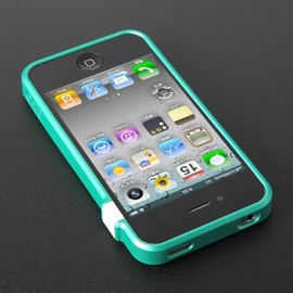 CAZE - ThinEdge frame case for iPhone 4 Bumper