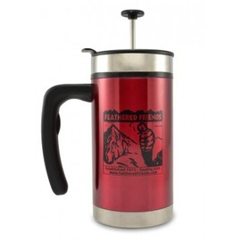 Feathered Friends - French Press Travel Mug