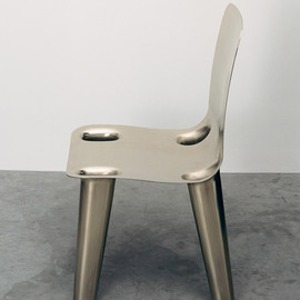 Marc Newson - Nickel Chair