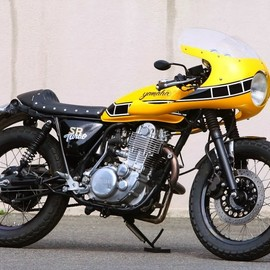 Yamaha - SR400 Turbo Star
