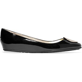 Jimmy Choo - Wray patent-leather ballet flats